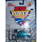 Hot Rod Power Tour Issue #3 32 Ford blue-green