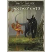 Barbieri Fantasy Cats Book, Hardcover/Paolo Barbieri