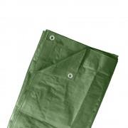 Jarolift Bâche de protection, Vert, 4x5 m, PE 140 g/m²