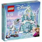 Конструктор ЛЕГО Дисни Принцеси - Магическият леден дворец на Елза - LEGO Disney Princess, 41148