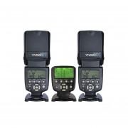 Kit 2 Flash YN560 IV Con Controlador 560TX II