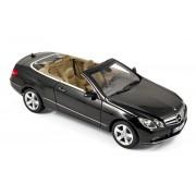 NOREV - Mercedes-Benz E-Klasse Cabriolet 2010 - Black