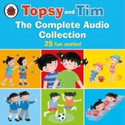 Topsy and Tim: The Complete Audio Collection, Hardcover