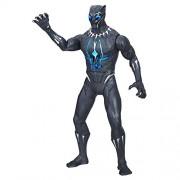 Marvel Black Panther Slash and Strike Black Panther Figure