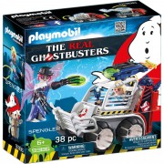 GHOSTBUSTER - SPENGLER SI MASINUTA - PLAYMOBIL (PM9386)