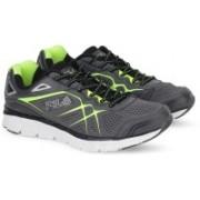 Fila MEMORY PANORAMA Running Shoes For Men(Grey)