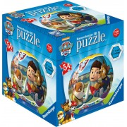 Puzzle 3D Ravensburger - Paw Patrol, 54 piese (72078-11917-02)