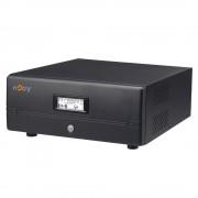 UPS nJoy Ares 700 PWUP-OF070AR-AZ01B, 700 VA, 500 W, 230 VAC