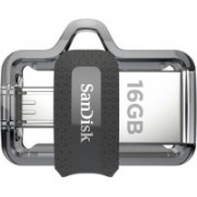 SanDisk Ultra Dual m3.0 16 GB OTG Drive(Multicolor, Type A to Micro USB)