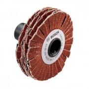 Rola de slefuit flexibila BOSCH, 15 mm, Granulatie 80, 1600A00154