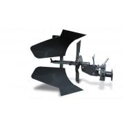 Plug reversibil BCS, suprafete mici, adincimea maxima de arat este de 20cm
