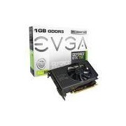 Placa De Video Evga Geforce Gtx 750 01g-P4-2751-Kr 1gb Gddr5 Dvi-I/Hdmi/Dp 128bits