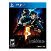 PS4 Juego Resident Evil 5 Compatible Con PlayStation 4