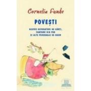 Povesti despre devoratori de carti fantome din pod si alte personaje de basm - Cornelia Funke