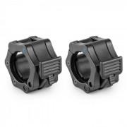Capital Sports Haltere eliberare rapidă pereche 50mm negru (FIT20-Chops)