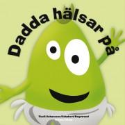 Bok, Dadda hälsar på - Babblarna (Teddykompaniet)
