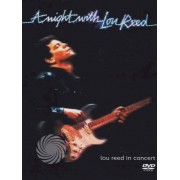 Video Delta Lou Reed - A night with Lou Reed - DVD