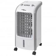 vidaXL Въздушен охладител 80 W 5 л 270 м ³ / ч 25х26х56 см