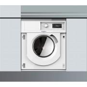 Masina de spalat rufe cu uscator incorporabila Whirlpool BI WDWG 75148 EU, 6th Sense, 7 kg spalare/6kg uscare, 1400 rpm, Clasa B, Alb