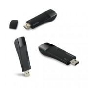 Мрежови адаптер Netis WF-2150 N600, 600Mbps, Wireless-N/G/B/A, Dual Band USB Adapter, вградена антена