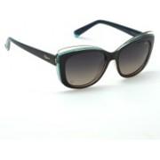 IZARRA Cat-eye Sunglasses(Green)