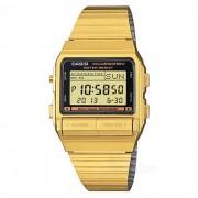 Reloj de banco digital de datos CASIO DB-380G-1 - oro (sin caja)