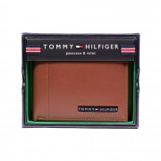 Tommy Hilfiger Leather Wallet Tan
