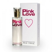 Aurora Labs (PL) Perfumy z Feromonami Pink Love 50 ml for women