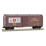 Micro-Trains MTL N-Scale Friendship Train Series #12 - Union Pacific/UP #198531