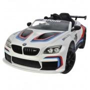 Coche Bateria Infantil BMW M6 Gt3 Blanco - Sky Victorious