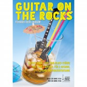 Acoustic Music Books Guitar on the Rocks