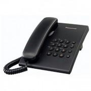Panasonic Fast telefon Panasonic KX-TS500EXB Svart