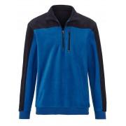 Babista herenmode Fleece trui BABISTA Royal blue