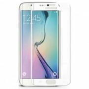 Panel tactil de cristal de pantalla para Samsung Galaxy S6 Edge G9250 - Blanco