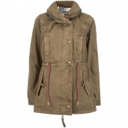 Superdry Women's Jungle Parka - True Army - S - Green