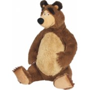 Jucarie de plus Simba Masha and the Bear Bear sezand 25 cm
