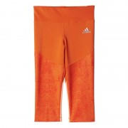 Laste spordiretuusid lühikesed adidas 3/4 Techfit Tight Junior BK2925