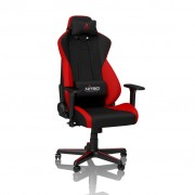 Nitro Concepts S300 Gaming Chair Inferno Red/Black NC-S300-BR