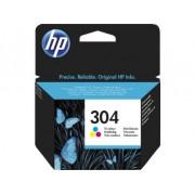 Cartridge HP No.304 N9K05AE tri color, DJ 2620/2632/2634/3720/3730, 100str.