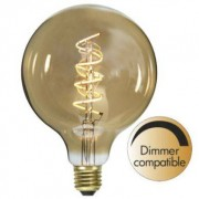 Star Trading Dekoration LED filament E27 G125 2000K 160lm Dimmer 354-42 Replace: N/A