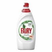 Fairy Detergent pentru vase, 800 ml, Sensitive Tea Tree and Mint