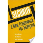 Security - A New Framework for Analysis (Buzan Barry)(Paperback) (9781555877842)