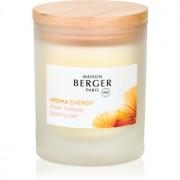 Maison Berger Paris Aroma Energy lumânare parfumată (Sparkling Zest) 180 g