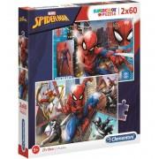 Puzzles 60 piezas Spiderman - Clementoni