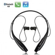 Premium HBS 730 Wireless in the ear Bluetooth Earphone/Headphone with call functions (Multicolor)