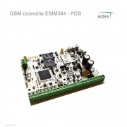GSM ústredňa ESIM384 - PCB