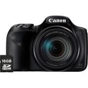 Canon Cámara Bridge CANON Powershot SX540 HS + 16 GB (20.3 MP - ISO: Auto a 3200 - Zoom Óptico: 50x)