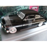 1949 Mercury Coupe in Black 'Rare' Diecast 1:18 Scale American Muscle by Ertl 1997
