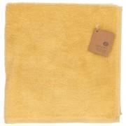 Dille&Kamille Essuie-mains, coton bio, jaune, 50 x 50 cm