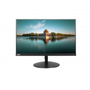 "Lenovo T24i LED display 60,5 cm (23.8"") Full HD Plana Mate Negro"